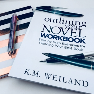 outlining your novel workbook